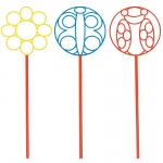 Toysmith Giant Bubble Wand Various - color may vary