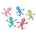Rhode Island Novelty Bendable Monkeys Various - color may vary