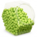 Sweetworks Lime Green Sixlets Candy Lime
