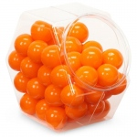 Sweetworks Orange Gumballs Orange