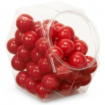 Sweetworks Red Gumballs Red