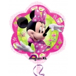 Disney Minnie Dream Party Foil Balloon: Birthday