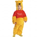 Disney Winnie the Pooh Infant / Toddler Costume - Toddler (3-4)