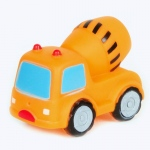 Birthday Express Cement Truck Squirt Toy Orange