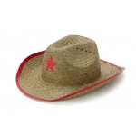 Birthday Express Child Straw Cowboy Hat - Western Wear Various - color may vary