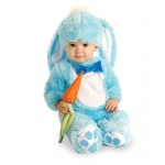 Blue Bunny Infant Costume - 6-12 Months