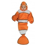 Rubie's Costumes Guppy Bunting Costume Infant