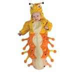 Rubie's Costumes Caterpillar Bunting Costume 0-9 Months