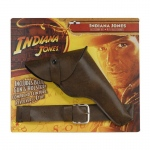 Rubie's Costumes Indiana Jones - Indiana Jones Belt with Gun and Holster One-Size
