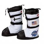 NASA Astronaut Child Boot Covers - Large