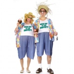 Fun World Tacky Traveler  Adult Costume Standard One-Size