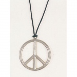 Rubie's Costumes Peace Pendant Metal One Size