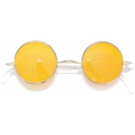 Rubie's Costumes Feelin' Groovy Round Glasses One Size