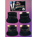 Rubie's Costumes Colonial Shoe Buckles (Gold)