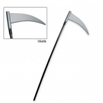 Forum Novelties Giant Medieval Scythe One Size