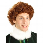 Rubie's Costumes Buddy Elf Wig Adult One Size