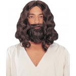 Rubie's Costumes Biblical (Brown) Wig And Beard One Size