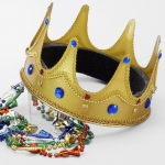 Forum Novelties King Crown (Fabric) One-Size