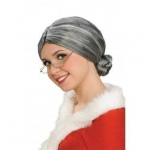 Peter Alan Deluxe Old Lady Wig One Size