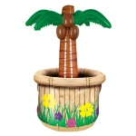 2' Inflatable Palm Tree Cooler: Everyday, Unisex, Adult