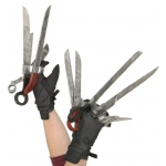 Rubie's Costumes Edward Scissorhands Deluxe Gloves Adult One Size