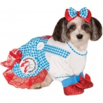 The Wizard of Oz The Wizard of Oz Dorothy Dog Costume - Large