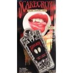 Scarecrow SMALL Realistic Deluxe Custom Fangs Box One Size