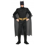 Batman The Dark Knight Rises Muscle Chest Deluxe Adult Costume - X-Large (44-66)