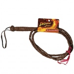 Rubie's Costumes Indiana Jones - Indiana Jones 6' Leather Whip One Size