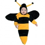 Rubie's Costumes Bumble Bee Bunting Infant Costume Newborn - 9 Months