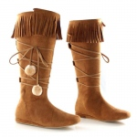 Dakota (Tan) Adult Boots: Tan, 8, Everyday, Female, Adult