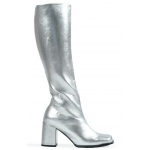 Gogo (Silver) Adult Boots - 8