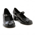 Eden (Black) Child Shoes: Black, Small, Everyday, Female, Child