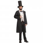 Forum Novelties Abe Lincoln Adult Costume Standard (One-Size)