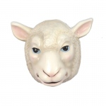 Forum Novelties Sheep Mask Child One Size