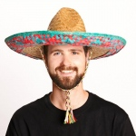 Forum Novelties Adult Sombrero One-Size