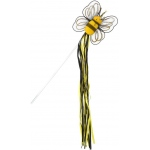 Buzzy Bee Wand: Yellow, One Size, Everyday, Female, Adult