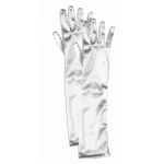 Jacobson Hat Long White Gloves - Child One Size