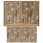 30' Barn Siding Backdrop: Everyday, Unisex, Adult