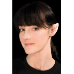 Pointy Ear Tips Woochie: Tan, Small, Everyday, Unisex, Adult