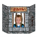 Jail Photo Prop: Everyday, Unisex