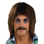 Forum Novelties 60's Singer Adult Wig One Size