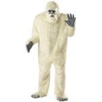 California Costumes Abominable Snowman Adult Costume One-Size