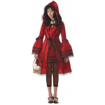 Red Riding Hood Tween Costume - Large