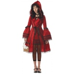 Red Riding Hood Tween Costume - X-Large
