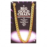 Forum Novelties Big Gold Chain One-Size