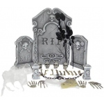 Birthday Express 31 Piece Graveyard Kit