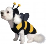 Buzzing Bee Dog Costume - Small