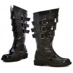 Dark Lord Adult Boots: Black, Medium, Everyday, Male, Adult