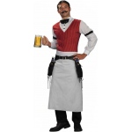 Forum Novelties Bartender Adult Costume One Size Fits Most Adults
